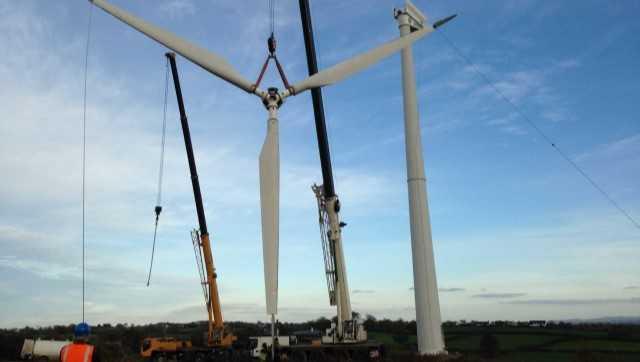 Wind Turbine Recycling gpr recycling