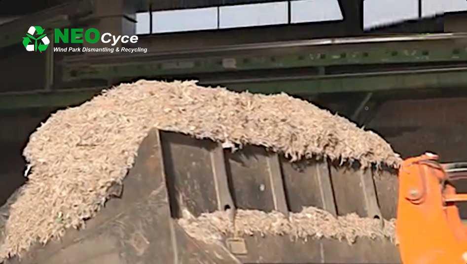 shredded GPR